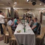 eind diner hotel Khabarovsk