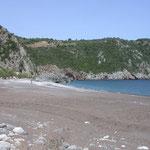 Evia, Pilio strand