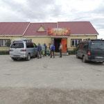 Kosh Agach, lunch restaurant