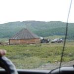 Onderweg naar Ulagansky pas