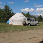 Kuray steppe