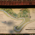 kaart Obedska Bara