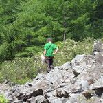 de bergen bij Tumnin spa