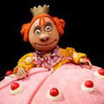"""Marionnettes de Christophe Kiss pour """"Petite soeur"""" mise en scène Geneviève Pasquier"""