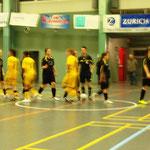 SCZ Team 1 - SC Blustavia Solothurn, kleiner Final