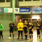 Finalisten Blue Stars Zürich - BSC Zelgli Aarau