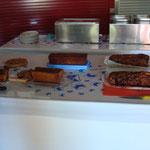 Tolle Kuchenauswahl :-)