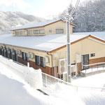 しののめの家 冬の景色1