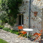 B&B senlis chantilly pierrefonds asterix near airport north of paris 8mn A1 in countryside