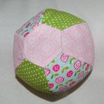 Ballonhülle/ Indoorball: Baumwollstoffreste