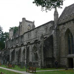 Abbey in Dunkeld