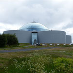 Perlan - Reykjaviks Hochbassin