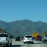 Verkehr raus aus L.A.