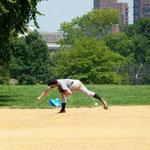 Baseballspiel im Central Park