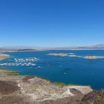 Lake Mead Stausee