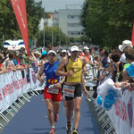 Am Beginn des Marathons