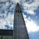 Hallgrimskirkja - Diegrößte Kirche Islands