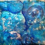circle of life meets shell, ca. 120x120