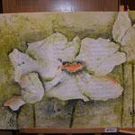 Traumblüte; 60x80