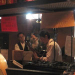 ムラバンとアキヤマさん101204