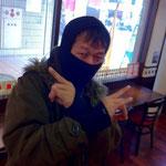 ホダさん銀行強盗