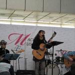 VIDREIROさん町田ミュージックパークでライブ100221