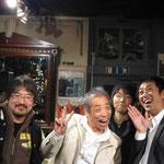 The Tree-Oのみなさんと桜木町KingsBarでライブ100123-04