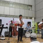 アキヤマさんとムラバン町田ミュージックパーク100620