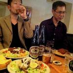 ノイズの裏メニュー!写真右下、ノンアルコールビール「キリンFree」です!