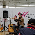 Yanu町田ミュージックパークでライブ101106