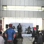ムラバン町田ミュージックパークでライブ100322
