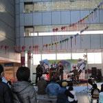 ムラバン町田ミュージックパークでライブ
