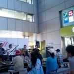 町田ミュージックパークJazzフェスティバルSpiritNoiseさん100718
