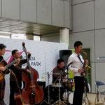 ムラバン町田ミュージックパークでライブ101106