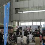 ムラバン町田ミュージックパークでライブ100829