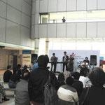 ムラバン町田ミュージックパークでライブ100411