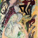 Cocooning - l'espoir, matin, 2010, papier toilé enduit, 21x29,5 cm