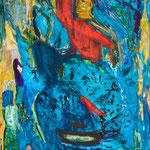 Inondation, 2011, papier enduit, 65x50 cm