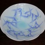 紫露草文鉢