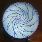 藍染大鉢「薫風」