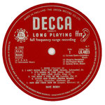 The Special Sound of Dave Berry Decca LK 4823 1966