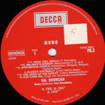 The World Of Val Doonican Decca PA 3 1969