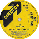 Garden Of My Mind/Time To Start Loving You Direction 58 3086 1967