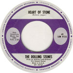 the-rolling-stones-heart-of-stone-1964- London 45 LON 9725 1964 A