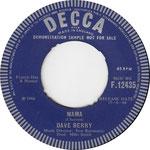 Mama/Walk, Walk, Talk, Talk Decca F 12435 1966