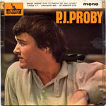 P.J. Proby Liberty LEP 2192 1965