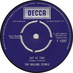 the-rolling-stones-out-of-time-1975-Decca F 13597 side A