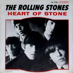 the-rolling-stones-heart-of-stone-1964- London 45 LON 9725 1964