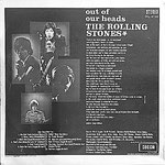 Out Of Our Heads Decca LK 4733 1965 bk