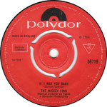 I Do Love You/If I Had You Baby Polydor 56719 1966